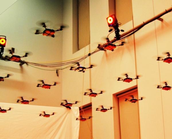 Nanoquadcopter