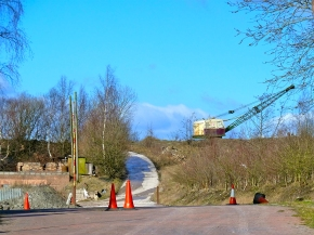 Potclays, Swan Works, Pelsall Road, Brownhills - Taken 05/03/12