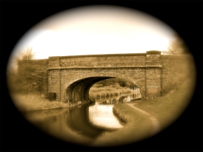 Pelsall Common Bridge 1
