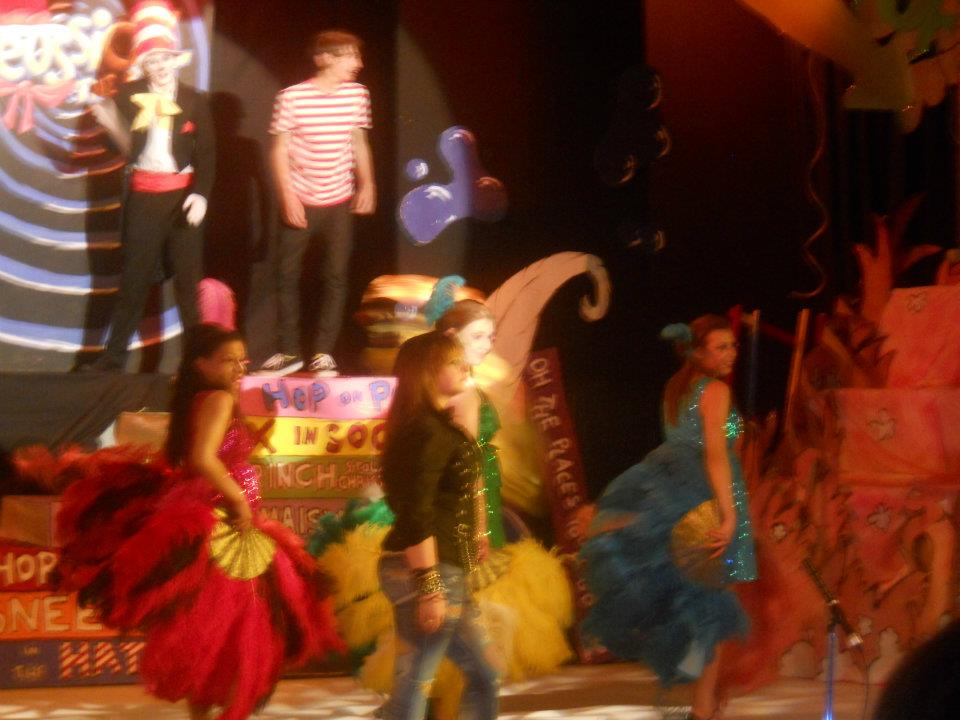 Brownhills School - Seussical 01