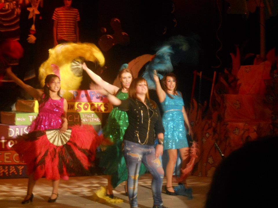 Brownhills School - Seussical 02