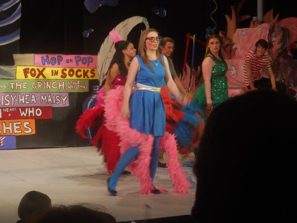 Brownhills School - Seussical 04