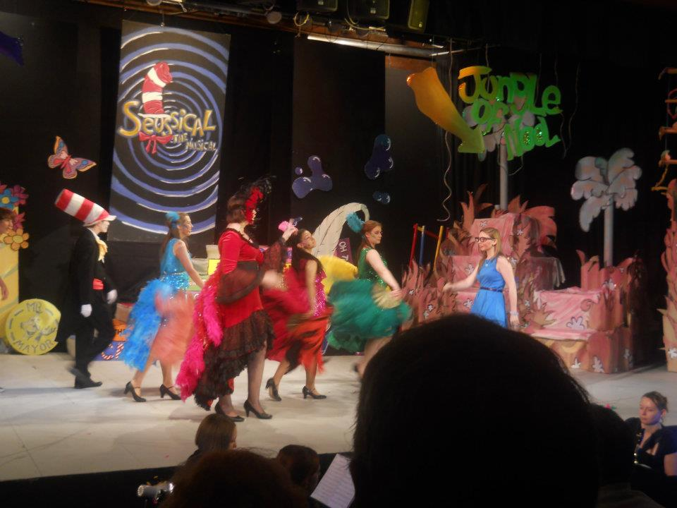 Brownhills School - Seussical 05