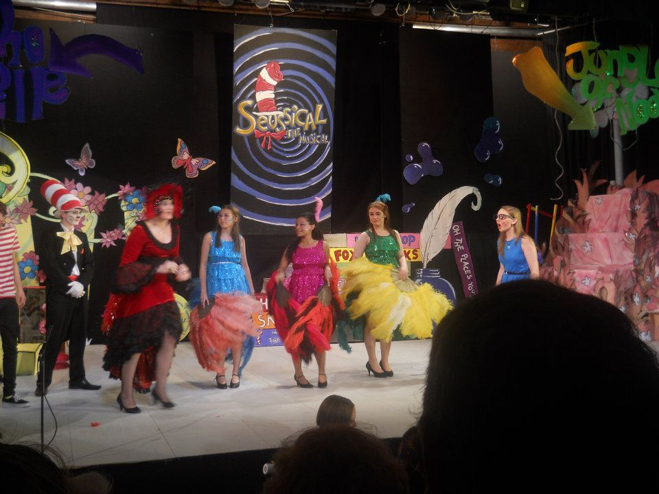 Brownhills School - Seussical 06