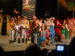 Brownhills School - Seussical 07