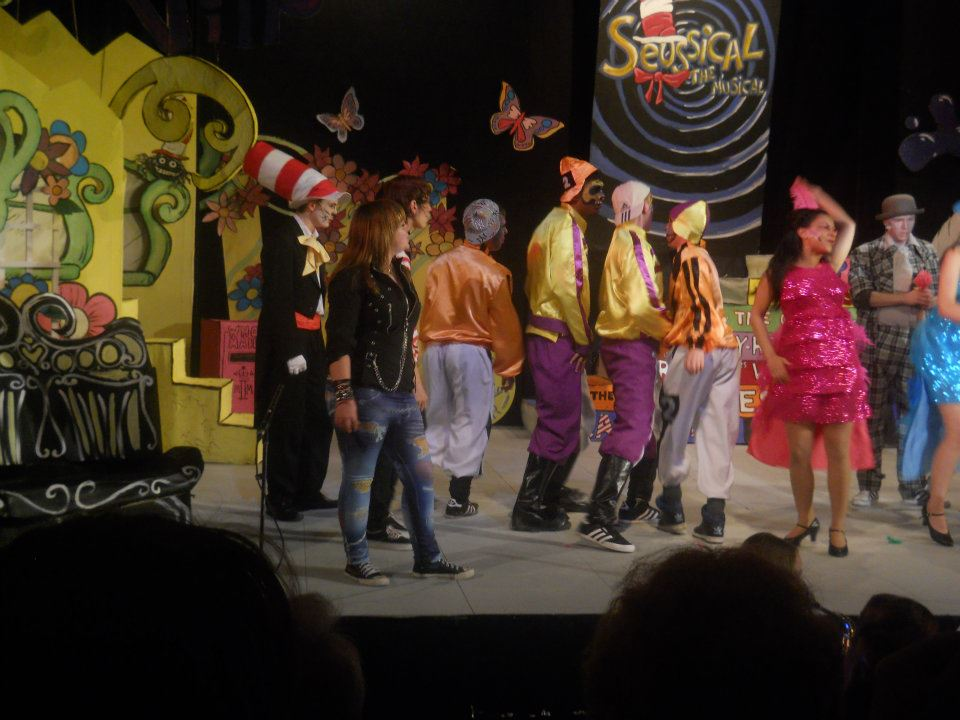 Brownhills School - Seussical 08
