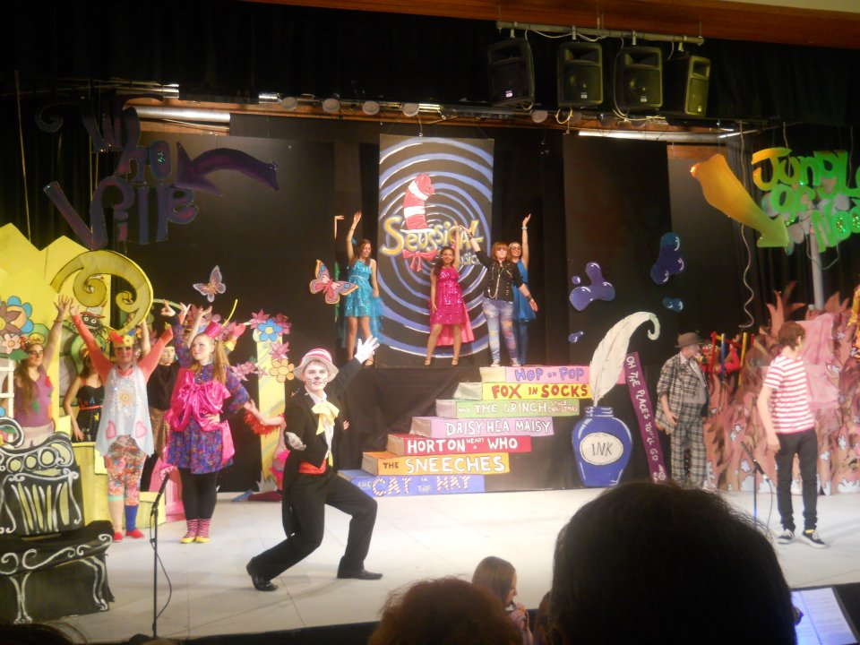 Brownhills School - Seussical 10