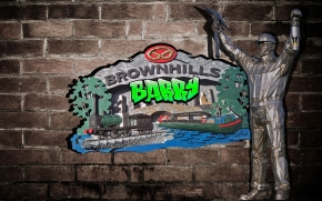 Brownhills Barry Cover