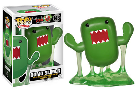 Pop! Movies Domo Ghostbusters Domo Slimer